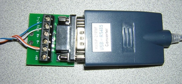 Wiki_ _HXSP 2108F_adapter rs232 rs485 db9 rj45 help! [archive] do it yourself