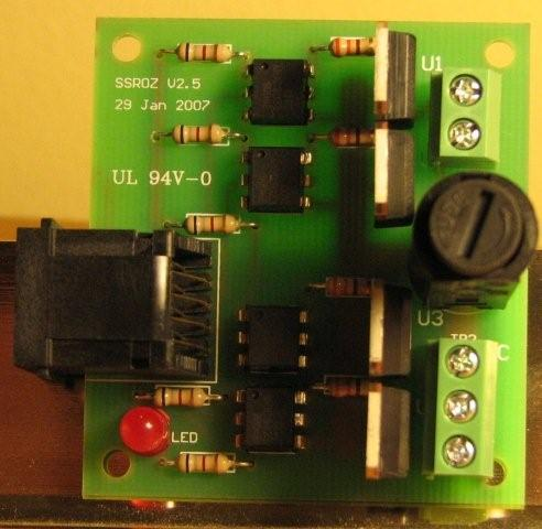 Ssroz A Small on Solid State Relay Switch